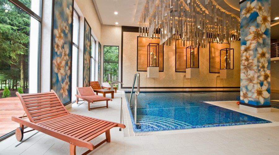 Weekend w hotelu Afrodyta basen