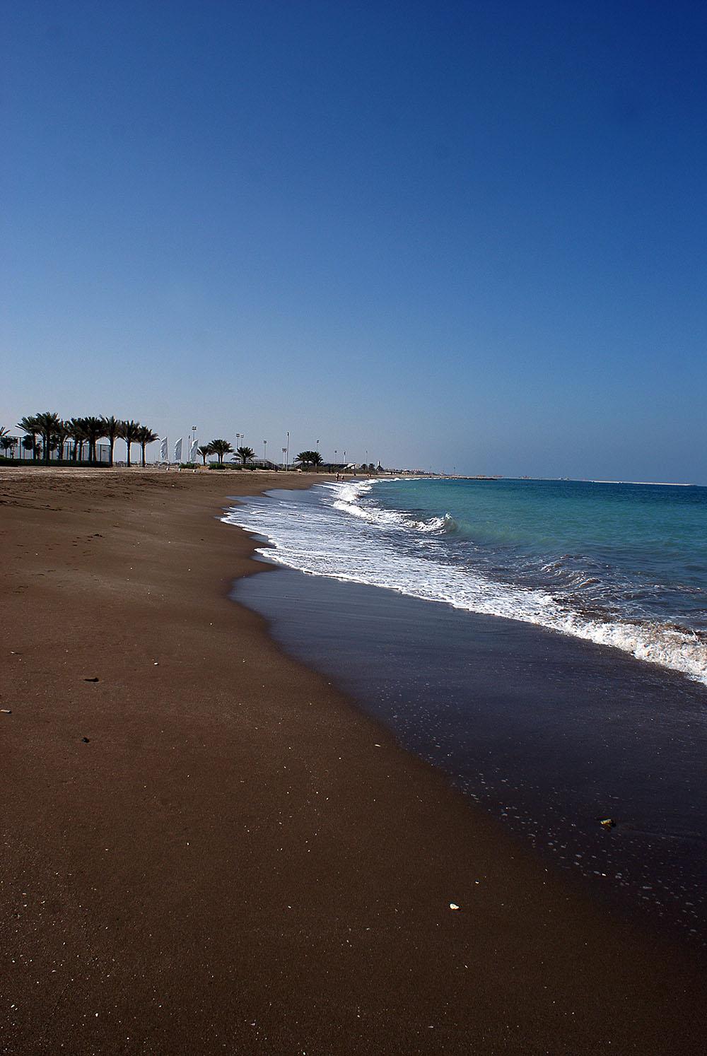 Millennium Resort Mussanah plaża
