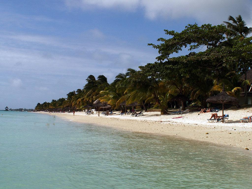 Wakacje na Mauritiusie plaża Flic en Flac