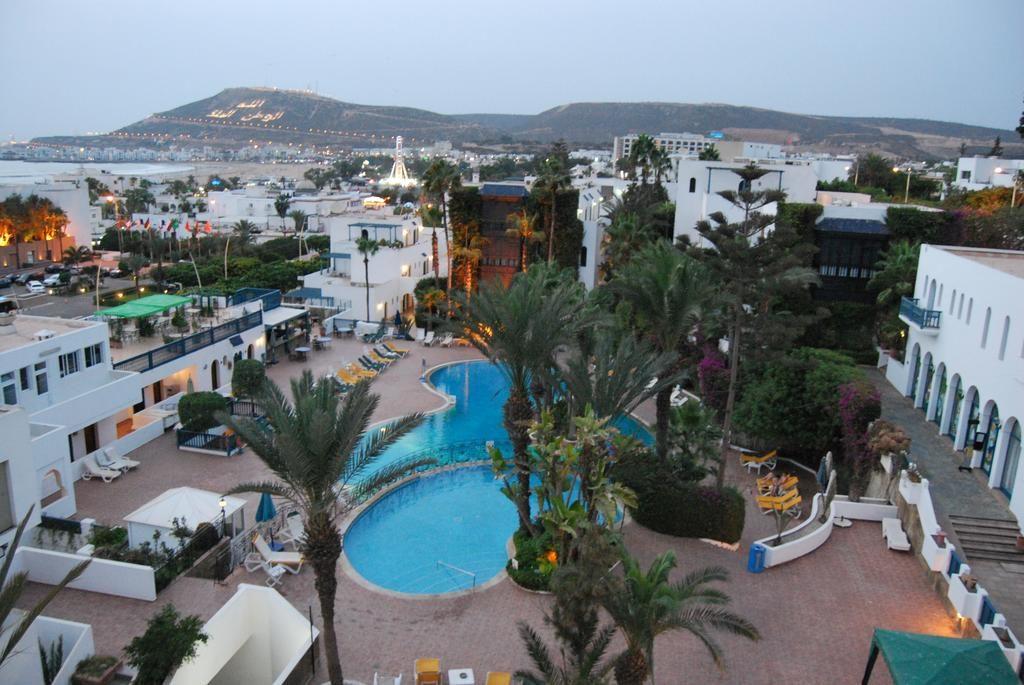 agadir maroko w czerwcu 1