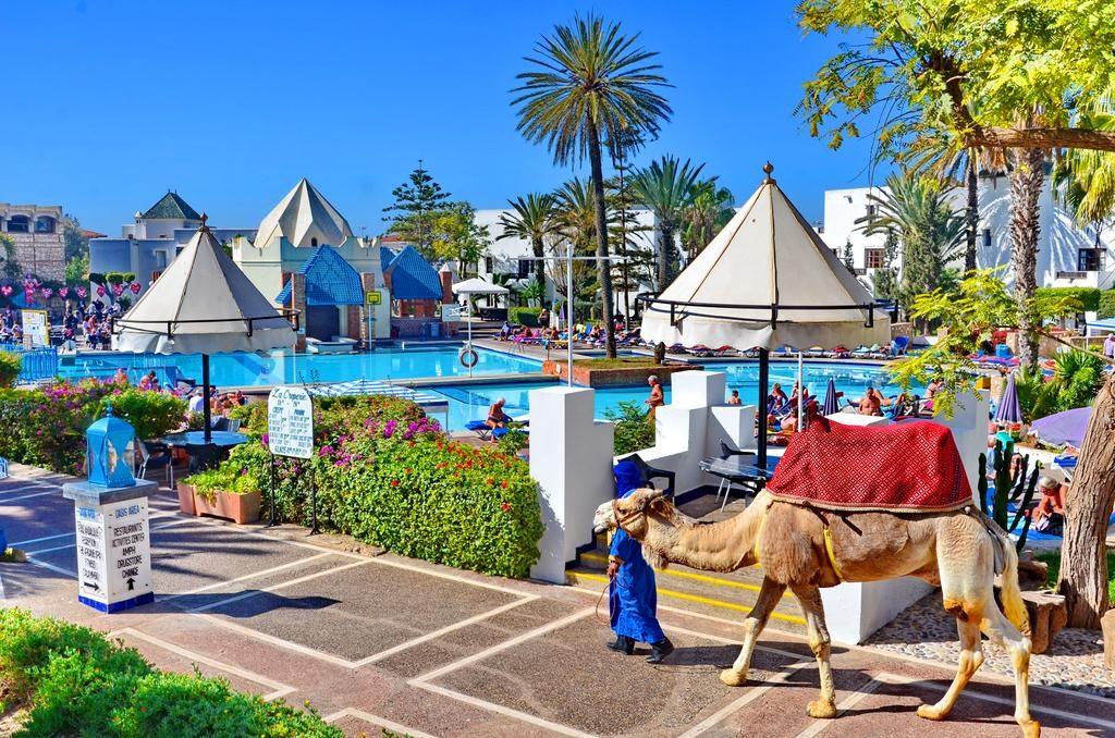 agadir maroko w czerwcu