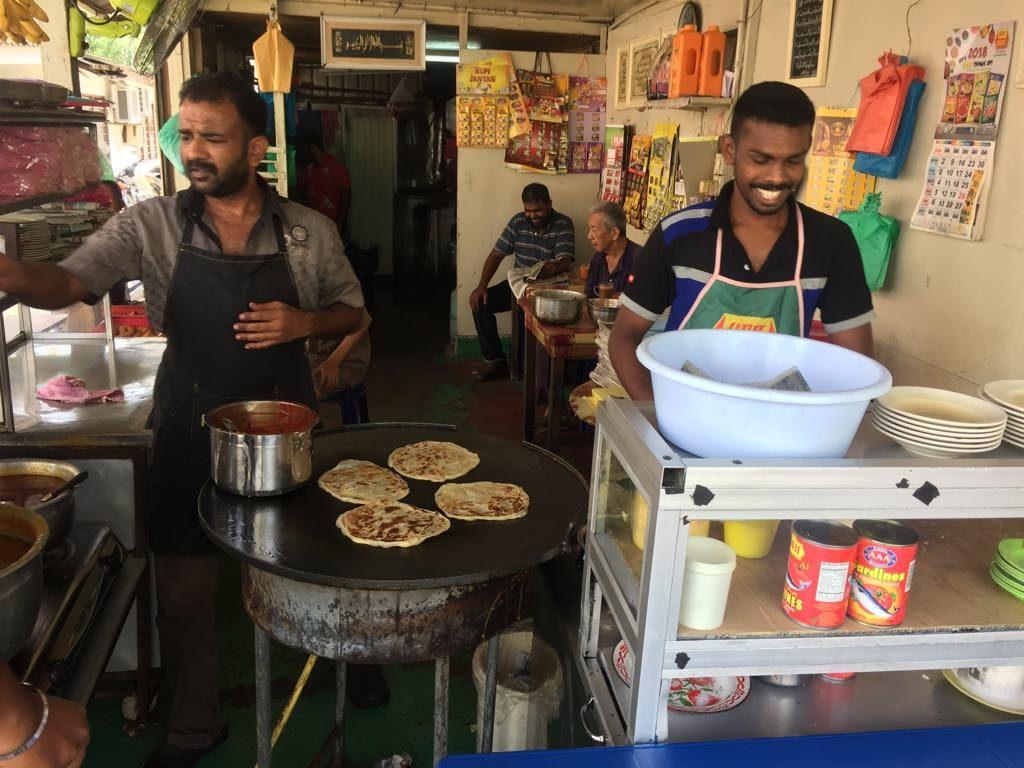 azjatyckie jedzenie georgetown placki hinduskie