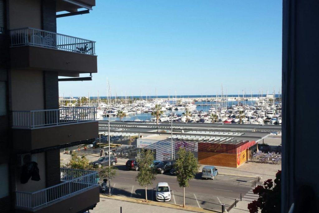 Hiszpania w sierpniu oferta noclegi airbnb