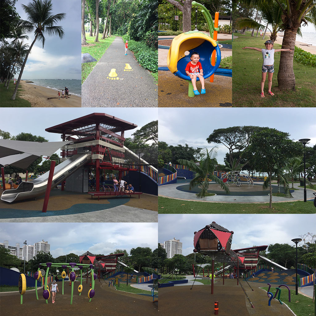 Singapur darmowe atrakcje plac zabaw