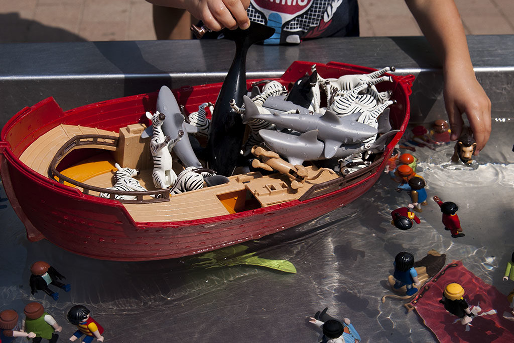 playmobil funpark niemcy arka