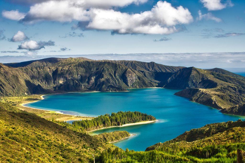 Pomysł na ferie, Azory, Portugalia, Słońce, Ryanair