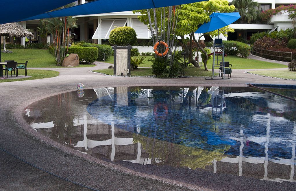 Golden Sands Resort Penang basen mały