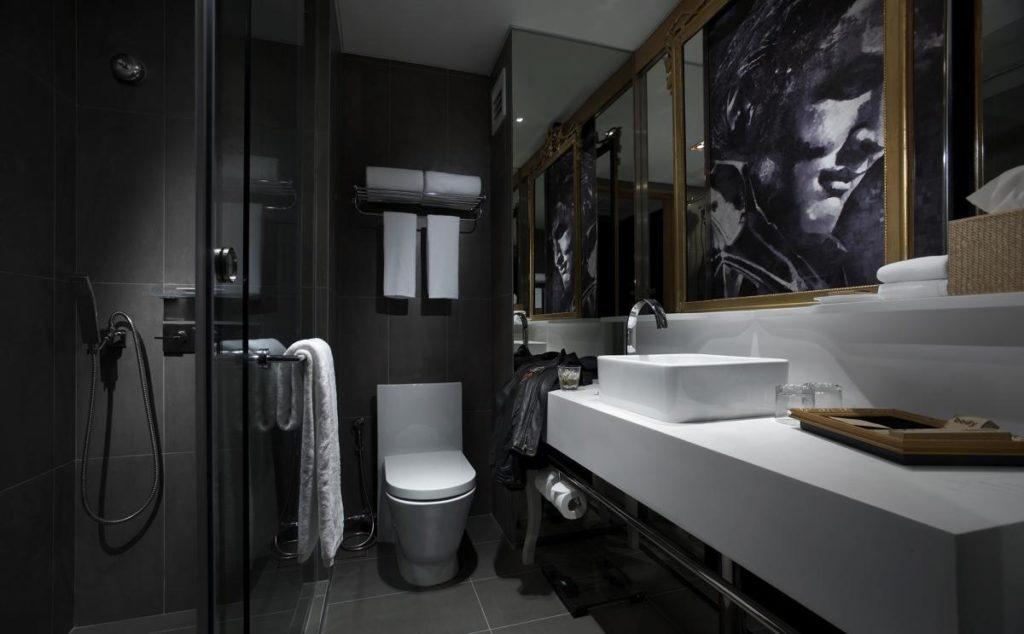 Hard Rock Hotel Penang łazienka