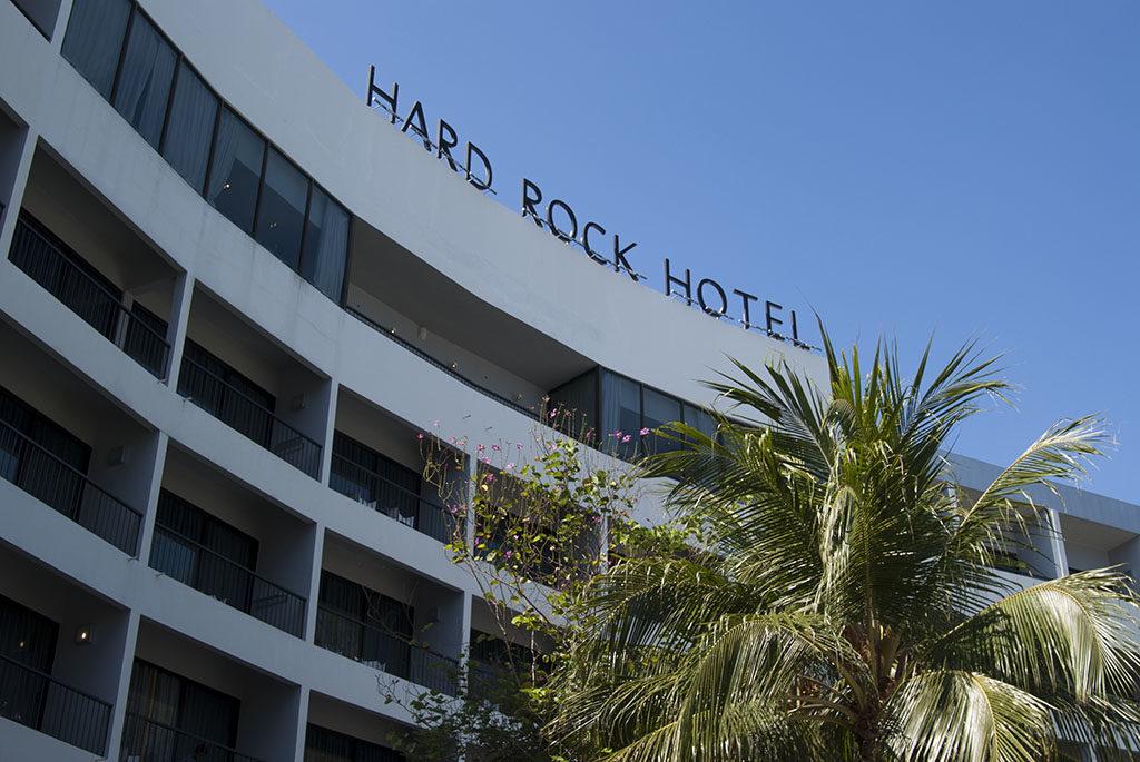 Hard Rock Hotel Penang budynek