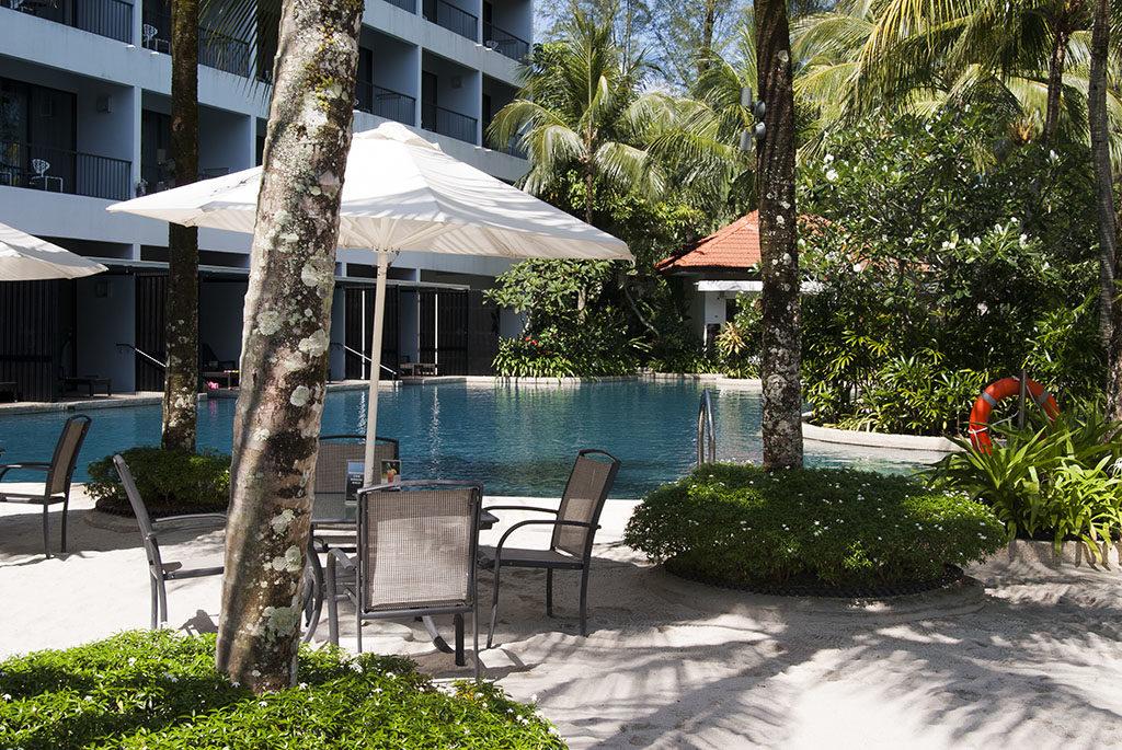 Hard Rock Hotel Penang piasek
