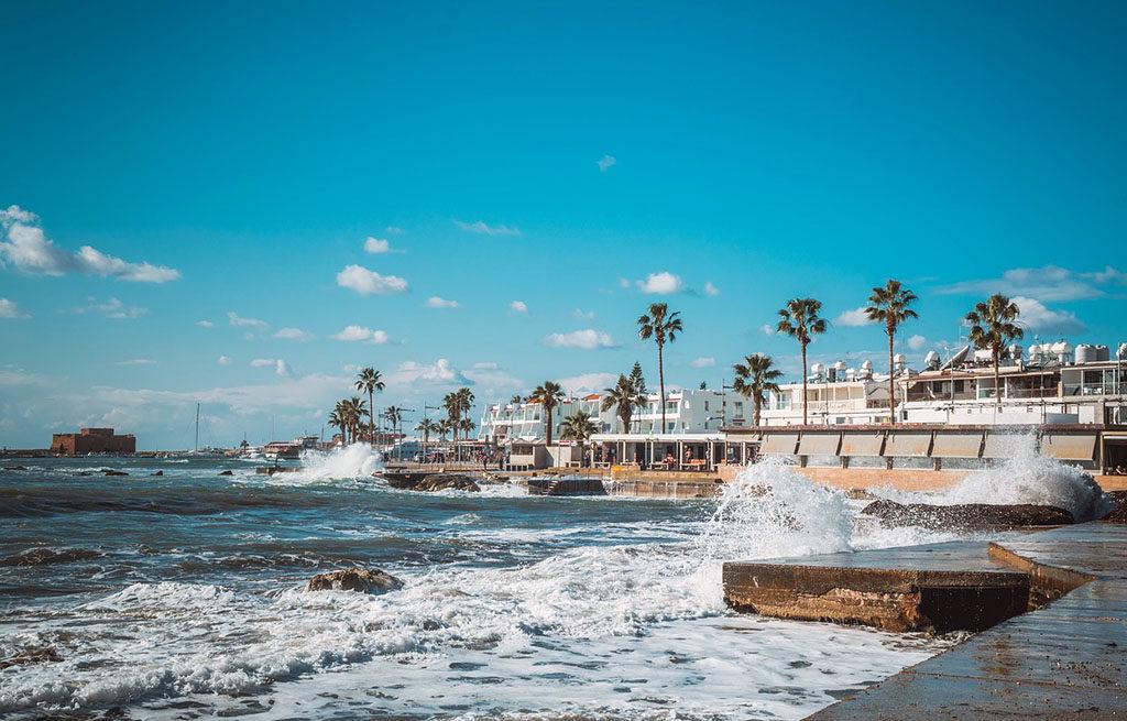 cypr idealne miejsce na wakacje pafos