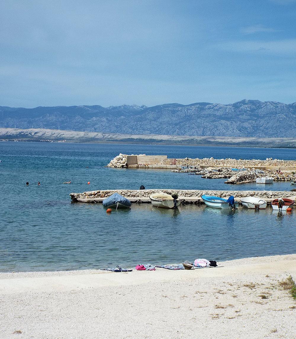 Chorwacja-wakacje-samochodem-Vir-zatoka