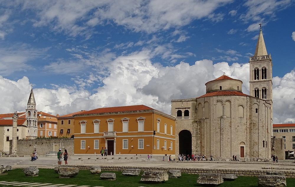 Chorwacja-wakacje-samochodem-Zadar