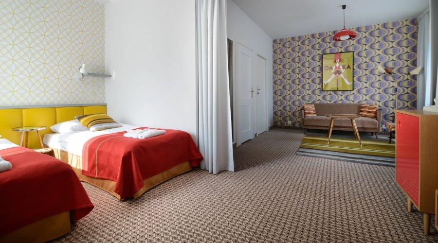 Weekend w hotelu Afrodyta pokój stylizowany
