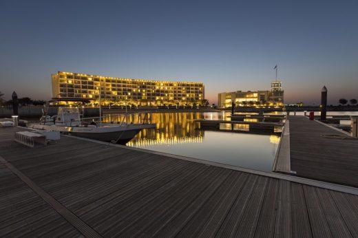 Oman Millennium Resort zdjęcie nocne