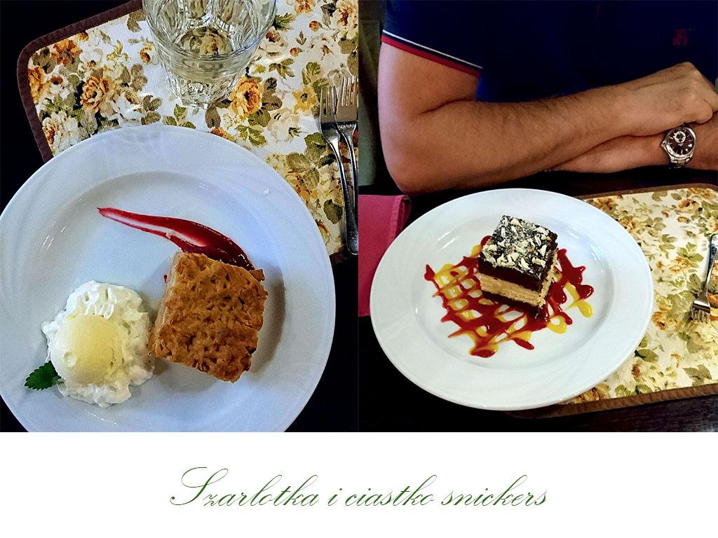weekend w hotelu afrodyta ciasta w afrodycie