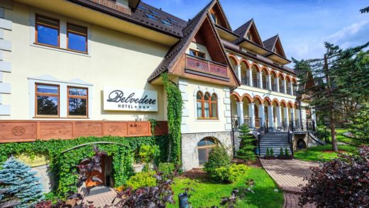 Hotel Belvedere w Zakopanem recenzja
