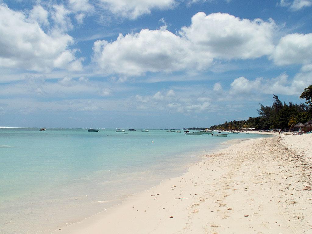 Wakacje na Mauritiusie plaża Trou aux Biches
