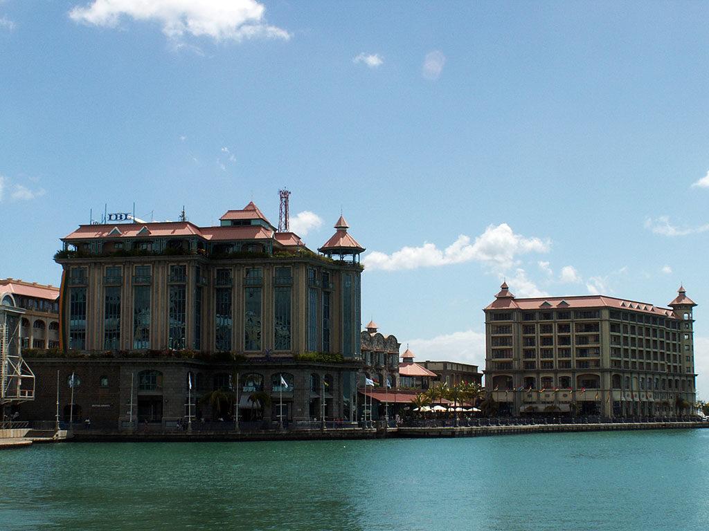 Wakacje na Mauritiusie Port Luis centrum nabrzeże