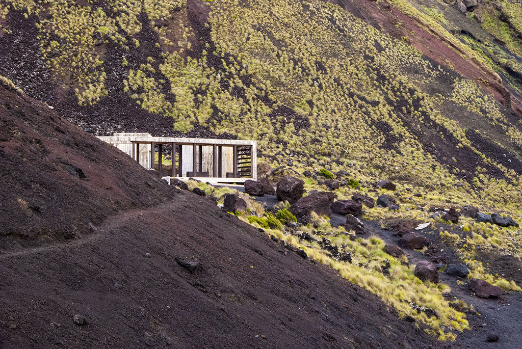taras widokowy na Azorach