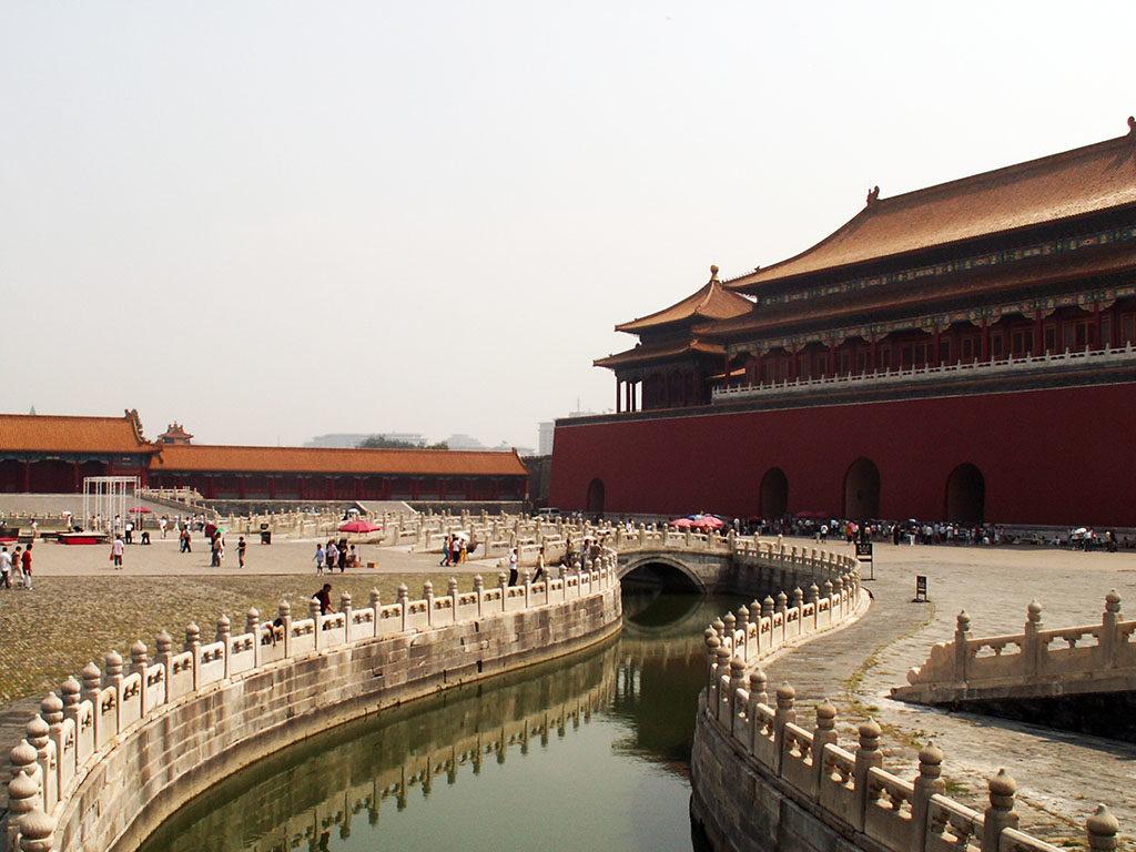 podróż do Chin Zakazane miasto