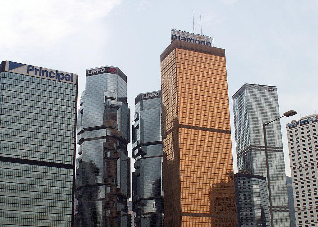 podróż do Chin Hong Kong