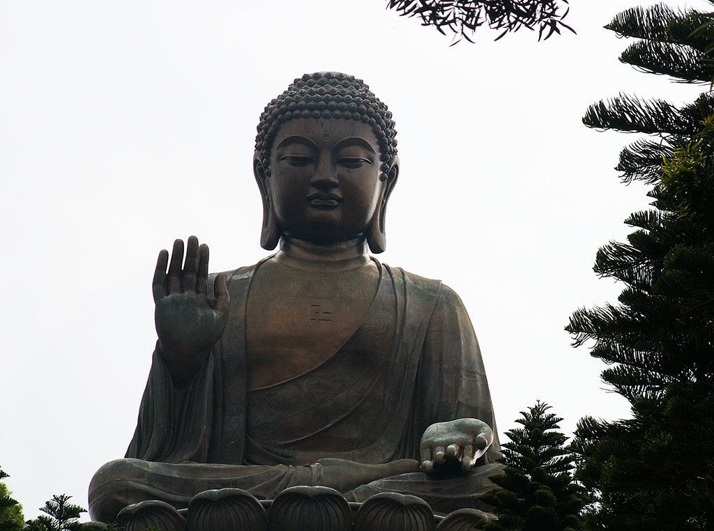 podróż do Chin wyspa Lantau