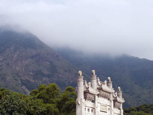podróż do Chin Lantau wyspa