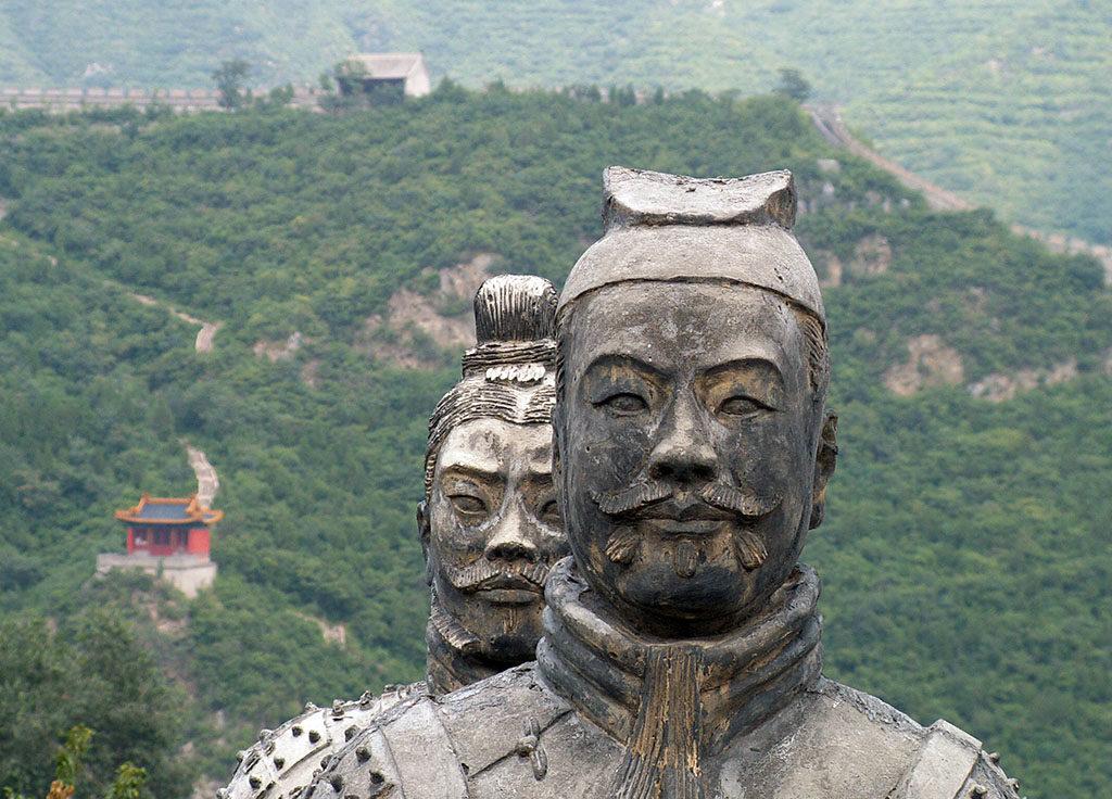 podróż do Chin mur chiński