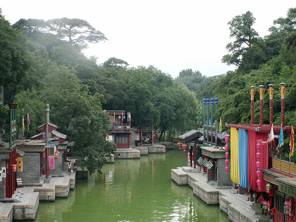 podróż do Chin Summer Palace Pekin