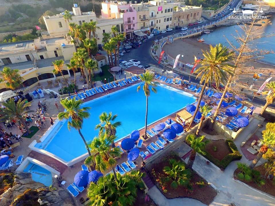 Wakacje 2018 na Malcie hotel z basenem
