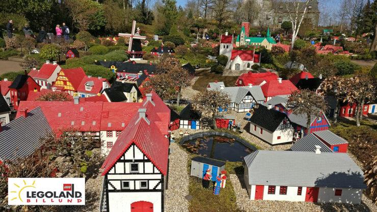W czerwcu do Legolandu Billund