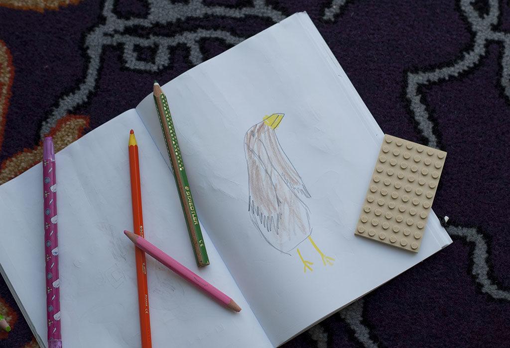 darmowe atrakcje dla dzieci Penang rysunki Zosi