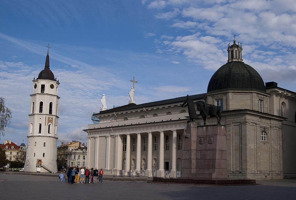 Weekend w Wilnie centrum zabytki