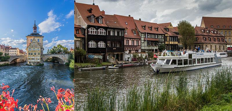 Bamberg niemckie miasta