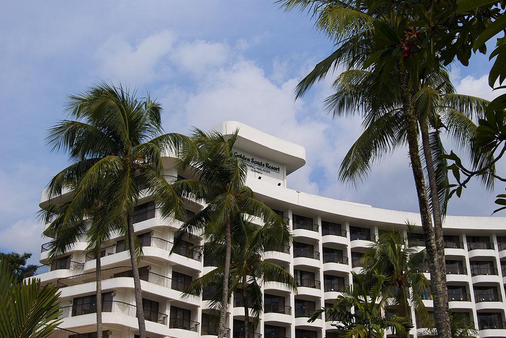 Golden Sands Resort Penang budynek