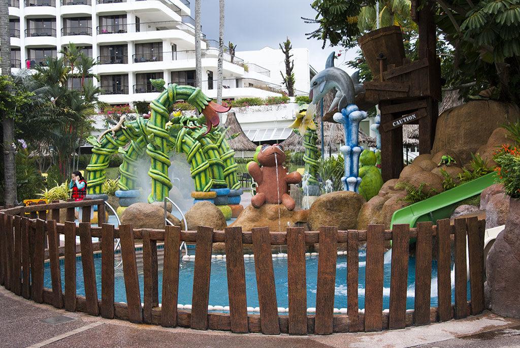 Golden Sands Resort Penang plac zabaw
