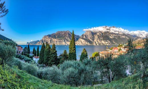 Mediolan i Bergamo Torbole widok