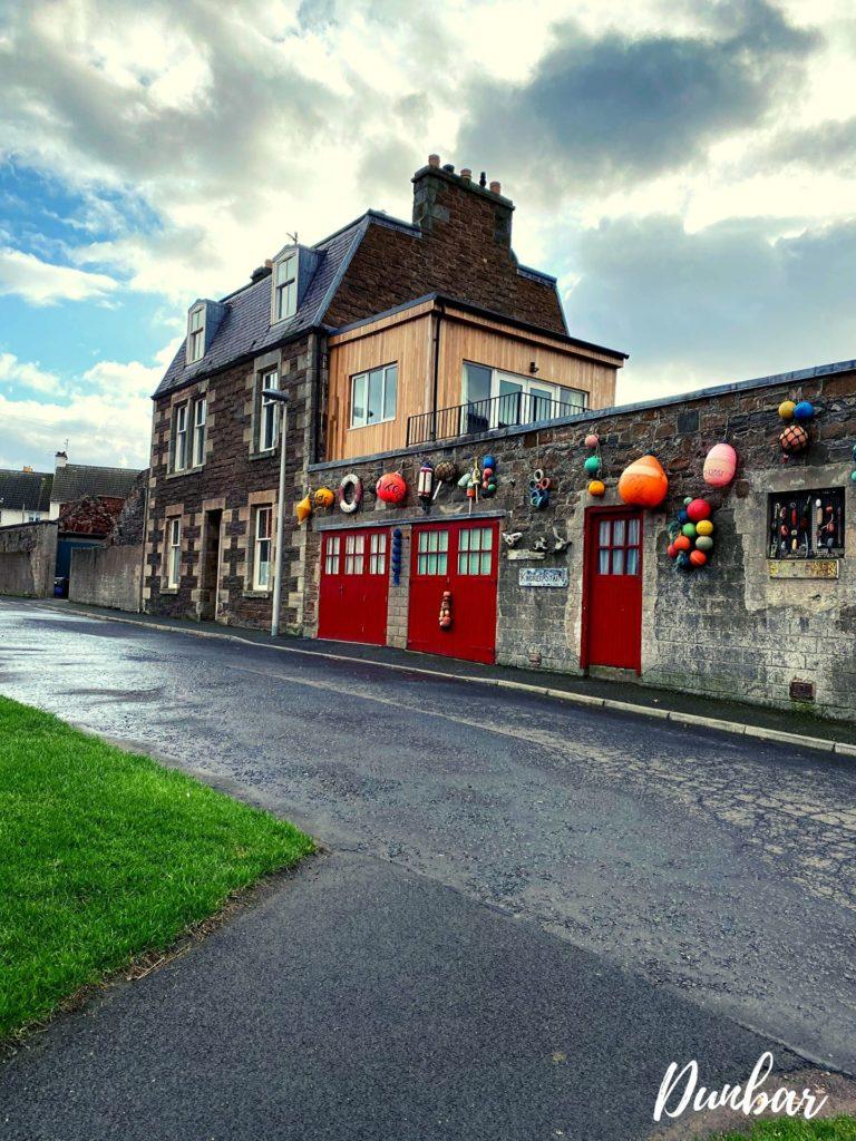 Weekend w Szkocji Dunbar