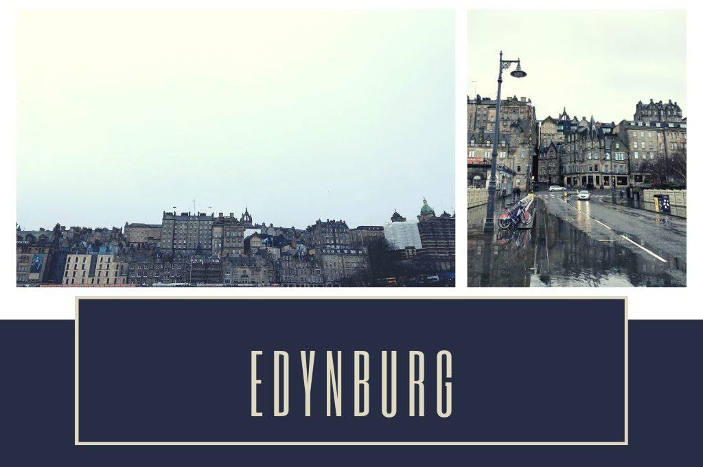 Weekend w Szkocji Edynburg