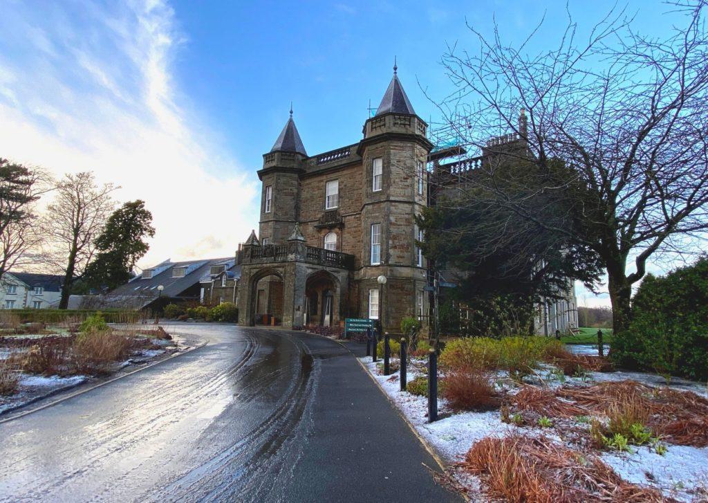 Weekend w Szkocji hotel