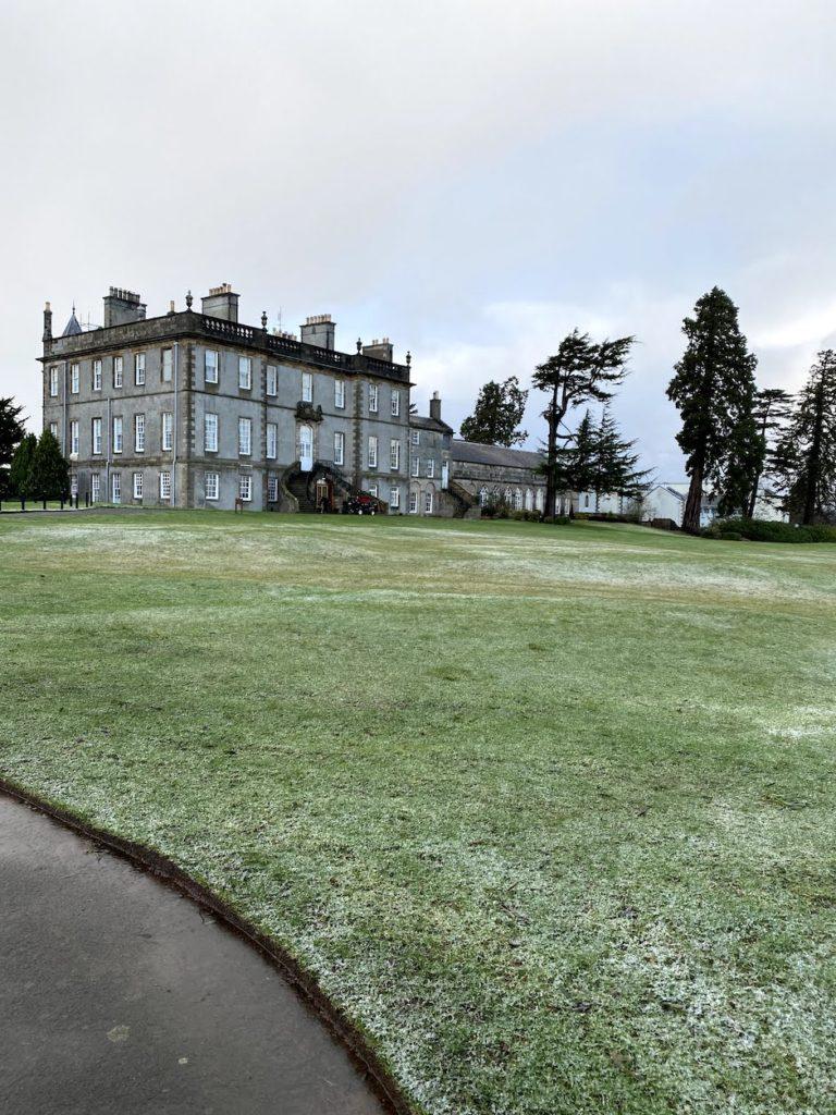weekend w szkocji zamek dalmahoy