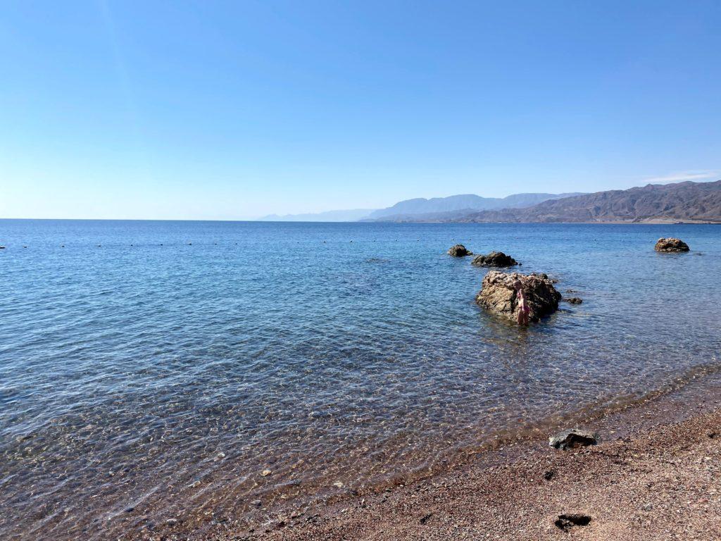 ferie w egipcie morze widok taba
