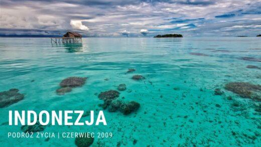 Wspomnienia z Indonezji tytułowe rejs