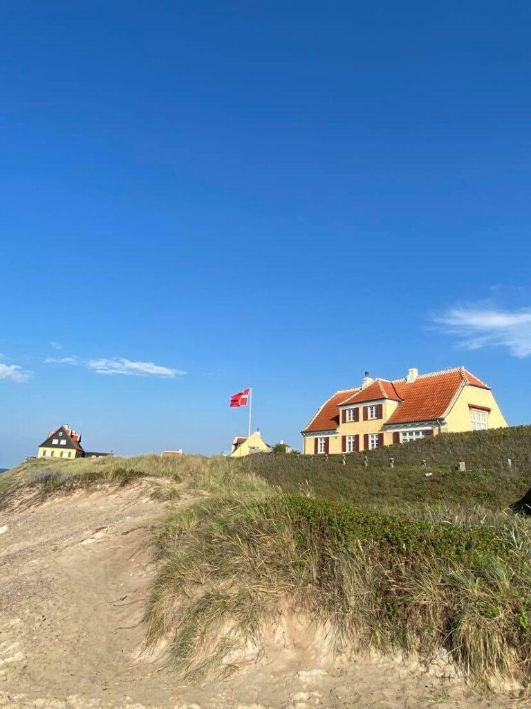 wakacje w Danii hojen
