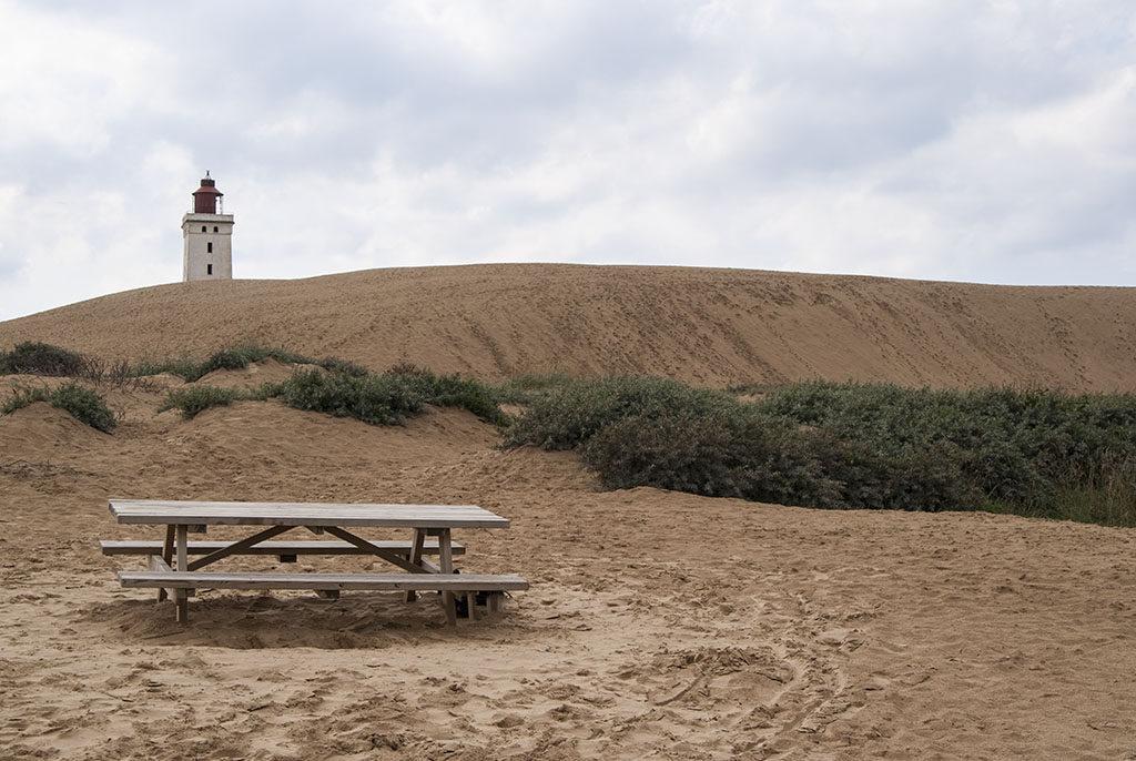 wakacje w Danii latarnia